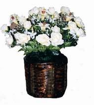yapay karisik çiçek sepeti   Trabzon güvenli kaliteli hızlı çiçek