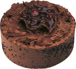 pasta satisi 4 ile 6 kisilik çikolatali yas pasta  Trabzon cicek , cicekci
