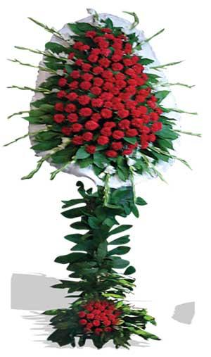 Dügün nikah açilis çiçekleri sepet modeli  Trabzon internetten çiçek satışı