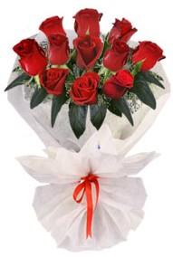 11 adet gül buketi  Trabzon çiçek servisi , çiçekçi adresleri  kirmizi gül
