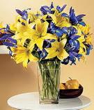 Trabzon İnternetten çiçek siparişi  Lilyum ve mevsim  çiçegi özel