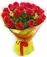 19 Adet kırmızı gül buketi  Trabzon çiçek mağazası , çiçekçi adresleri