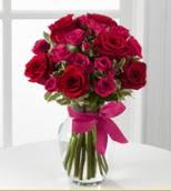 21 adet kırmızı gül tanzimi  Trabzon yurtiçi ve yurtdışı çiçek siparişi