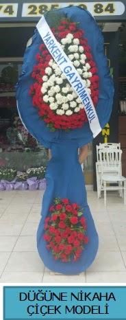 Düğüne nikaha çiçek modeli  Trabzon online çiçek gönderme sipariş